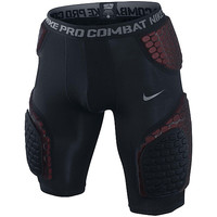 NIKE Men's Pro Combat Hyperstrong Football Shorts