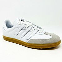 Adidas Samba OG MS White Gum BD7577 Mens Casual Trainers Sneakers