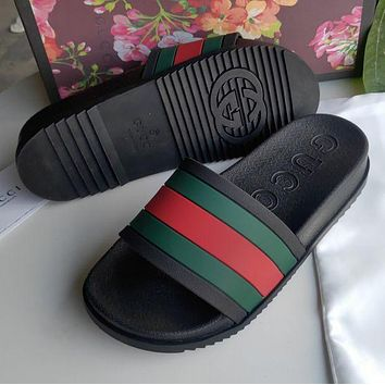 GG Men And Women Fashion Casual Slippers Shoes