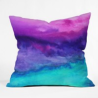 Jacqueline Maldonado The Sound Throw Pillow