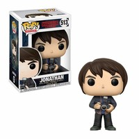 Jonathan with Camera Funko Pop! Television Stranger Things