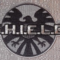 Marvel Comics AVENGERS S.H.I.E.L.D. Embroidered PATCH