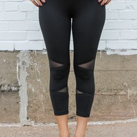 Inspire Capri Active Leggings