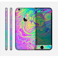 The Neon Color Fushion Skin for the Apple iPhone 6