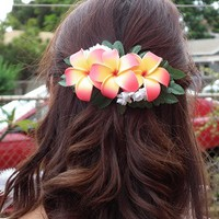 Welcome to Hawai'i Hair Accessories, Home of Hawaii's finest handmade flower hair accessories!