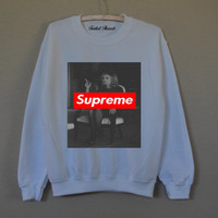 American Horror Story Supreme Witch white sweatshirt for women T-shirts