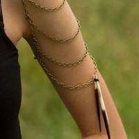 Product - Shoulder jewelry by --Define Your Style-- · Storenvy