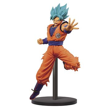 Super Saiyan God Super Saiyan Goku - Chosenshiretsuden II vol.4 - Dragon Ball Super