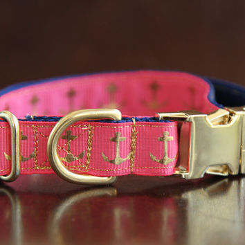 Modern DOG & CAT Collar - Custom made