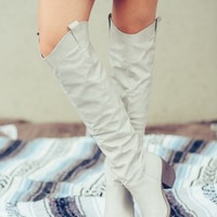 Carlisle Over the Knee Boots