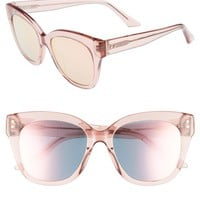 Chelsea28 See Saw 55mm Cat Eye Sunglasses | Nordstrom
