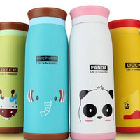 New Cartoon stainless steel belly cup vacuum flask thermo mug water cup = 1698051908