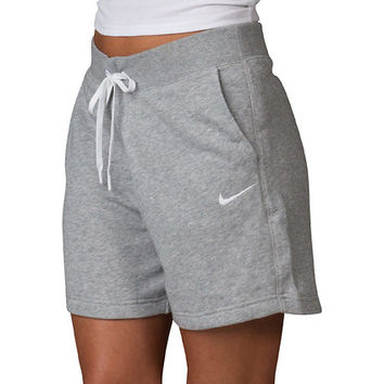 NIKE NIKE CLUB F T SHORT - Grey | Jimmy Jazz - 725753-063