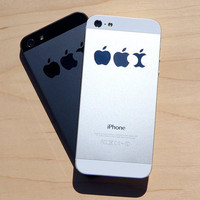 Evolution iPhone Decal by DecalForThat on Etsy