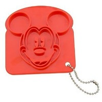 1 X Mickey Mouse Toast Press