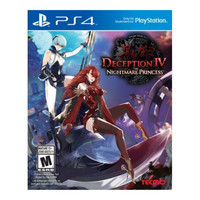 Deception IV: The Nightmare Princess PS4 Video Game
