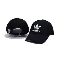 Adidas Women Men Sport Sunhat Embroidery Baseball Cap Hat