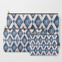 BOHOCHIC TRIBALISM Carry-All Pouch by Nika