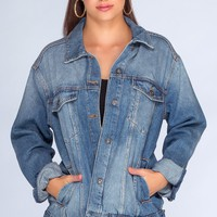 Impulsive Denim Jacket