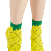 ModCloth Fruits Fruit as Can Be Socks