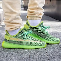 Adidas Yeezy Boost 350 V2 Yeezreel(Non-Reflective) Sneakers Shoes