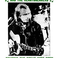 Tom Petty and the Heartbreakers, Concert Poster, Meadowlands, New Jersey
