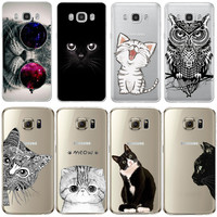 Coque For iPhone 5 5S SE 6 6S 7 Plus Case For Samsung Galaxy A3 A5 J3 J5 2016 2017 S3 S4 S5 S6 S7 Edge Soft TPU Silicon Cover