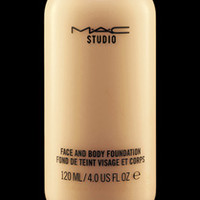 Studio Face and Body Foundation 120 ml | M·A·C Cosmetics | Official Site