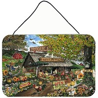 The Produce Fruit Stand Wall or Door Hanging Prints
