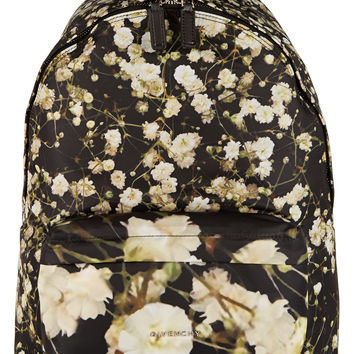 Givenchy - Backpack in printed shell