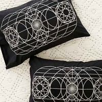 Magical Thinking Geome Pillowcase Set