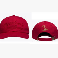 OVO Women Men Embroidery Baseball Cap Hat Sport Sunhat
