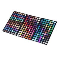 252 Color Eye Shadow Makeup Cosmetic Shimmer Matte Eyeshadow Palette Set OH