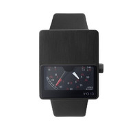 VOID Watches — Black V02 Analogue Watch
