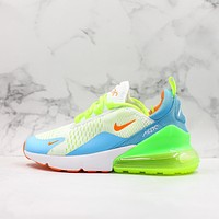 Nike Air Max 270 Multi White Running Shoes - Danny Online