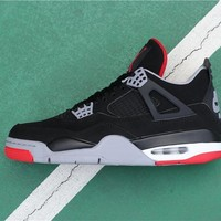 "Duangstyle - Air Jordan 4 Retro ""BRED"" 308497-060"