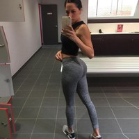 Ladies Push-Up Leggings