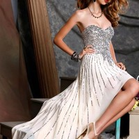 Shail K 3847 at Prom Dress Shop