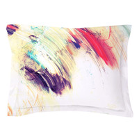On the Fast Track Pillow Shams