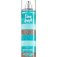 Fine Fragrance Mist Live Fresh - Seaside Breeze