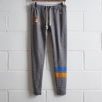 Tailgate Women's UCLA Terry Fleece Sweatpant, Salt And Pepper