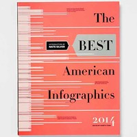 The Best American Infographics 2014 By Gareth Cook - Assorted One