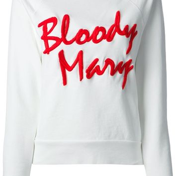 Filles A Papa 'Bloody Mary' Sweater