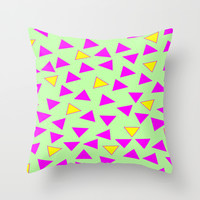 What is love? Throw Pillow by Laura Nadeszhda