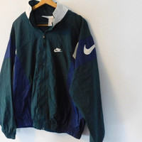 Vintage 90's Nike Windbreaker Jacket