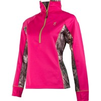 Browning Women's Lotus Half Zip Fleece Pullover | DICK'S Sporting Goods