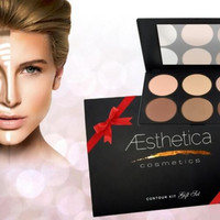 Aesthetica Cosmetics Contouring Kit or Holiday Gift Set Available