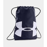Under Armour Ozsee Sackpack UA Drawstring Backpack Sack Pack Gym Bag All Sport