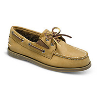 Sperry Top-Sider Girls' A/O Slip-On Casual Boat Shoes - Sahara