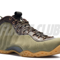 """air foamposite one """"olive"""""""